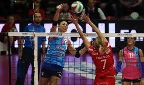 Volley, stasera gara-1 Piacenza-Busto
