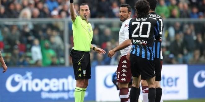 Serie A, ecco gli squalificati del prossimo turno