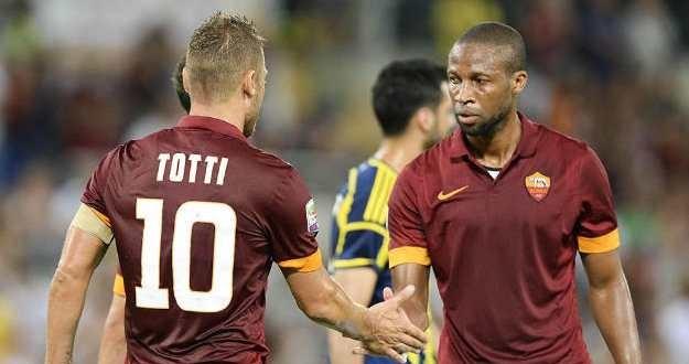 Roma, Totti e Keita pronti per Torino