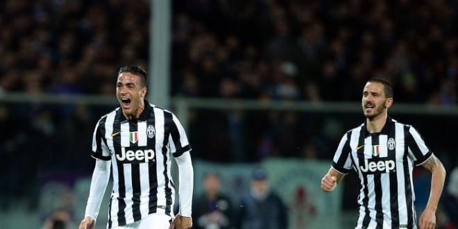 Coppa Italia : la Juventus sbanca il Franchi
