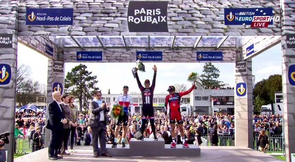 Parigi-Roubaix 2015, la Regina ha scelto il suo Re!