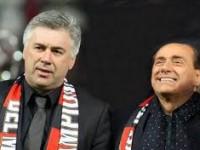 Ancelotti Berlusconi Milan