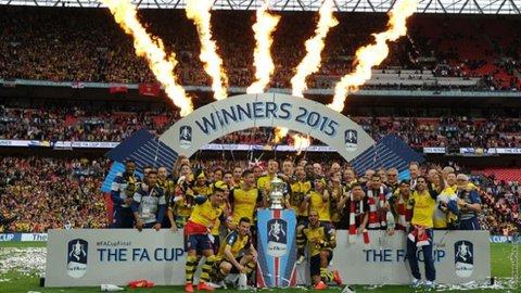 FA Cup: l'Arsenal ridicolizza l'Aston Villa, 4-0 e altro successo per Wenger