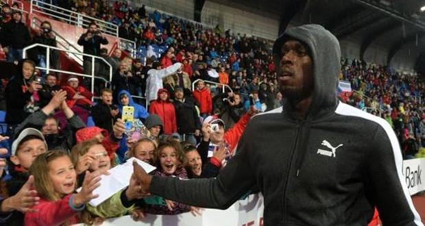 """Atletica, Bolt è tornato: a Ostrava 200 m in 20""""13"""