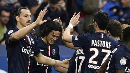 Ligue 1: troppo Psg, 6 gol nell'anticipo e +6 sull'OL