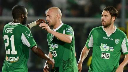 Serie B playoff, anche Spezia-Avellino finisce 1-2: ora c'è il Bologna