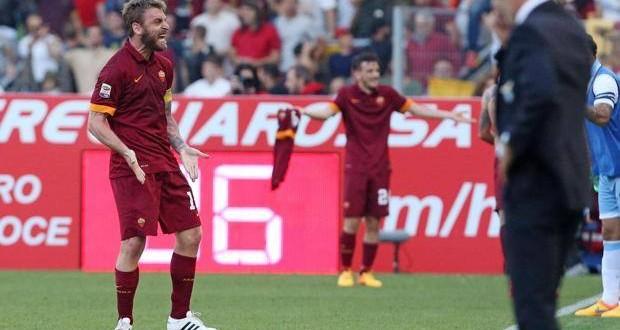 Derby Lazio-Roma 1-2: giallorossi blindano il 2° posto, ma quanti veleni