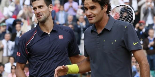Internazionali d'Italia, alle 16 la finale Djokovic-Federer