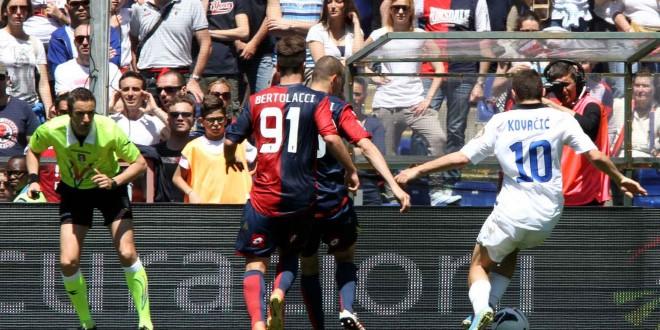 Serie A, 37a giornata: Genoa-Inter mette in palio l'Europa