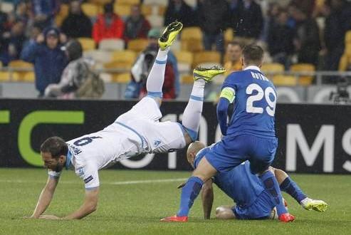 Europa League: disastro italiane, Napoli e Fiorentina k.o.