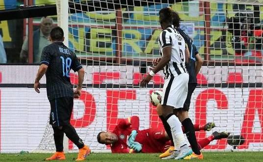 Serie A: Inter-Juve 1-2, campioni d'Italia inarrestabili