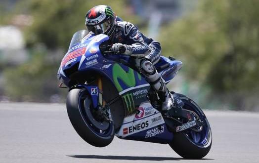 Moto GP: a Le Mans Lorenzo vince ancora, per il Mondiale c'è anche lui