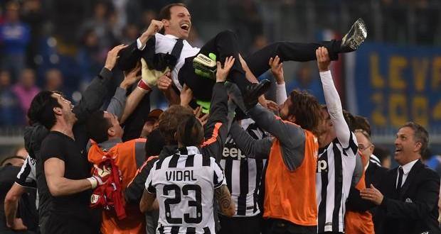 Serie A: Juventus campione d'Italia. I numeri e i nomi del quartoscudetto
