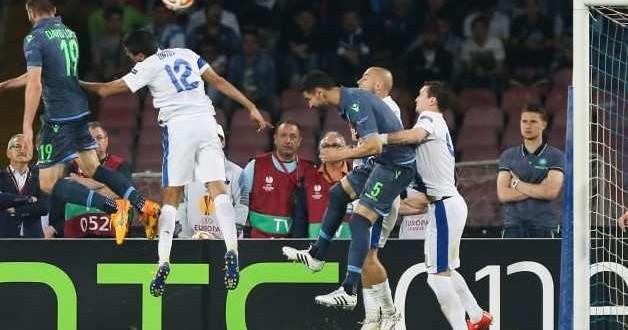 Napoli-Dnipro 1-1: gol in fuorigioco, pareggio amaro al San Paolo