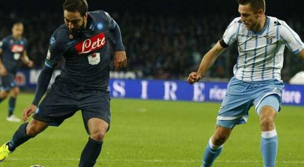 Serie A, Napoli-Lazio rischiatutto per la Champions