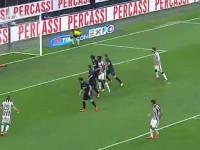 Papera Handanovic Inter-Juventus