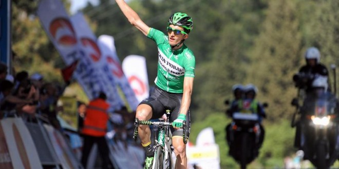 Giro di Turchia, tappa a Pello Bilbao. Durasek nuovo leader
