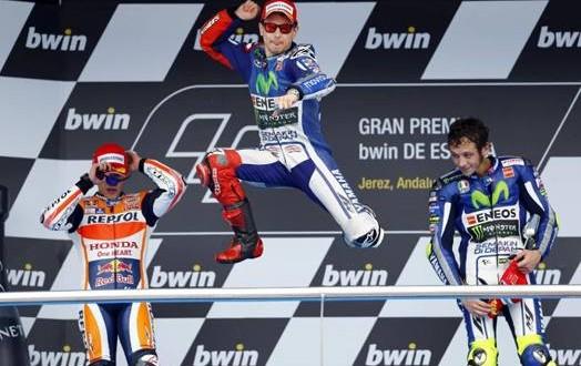 Moto GP, in Spagna vince Lorenzo. Rossi, 200° podio