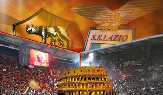 Roma e Lazio, una lunga storia di derby