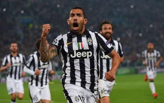 Champions: Juve-Real 2-1, un'altra impresa bianconera
