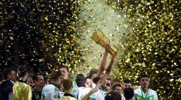 Coppa di Germania, vince il Wolfsburg, Klopp resta a mani vuote