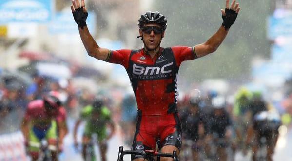 Giro d'Italia: Philippe Gilbert, ti sorridono i Monti (Berici)
