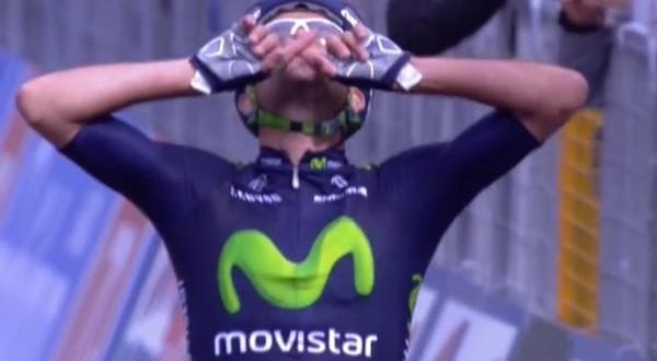 Giro d'Italia, Intxausti si impone a Campitello Matese