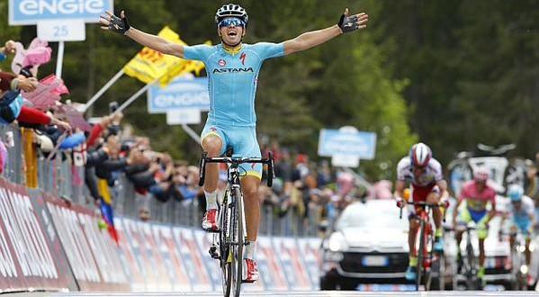 Giro d'Italia: Landa primo a Campiglio, ma il padrone è Contador