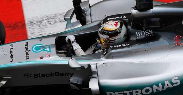 F1 GP Monaco: Hamilton pole, Vettel terzo