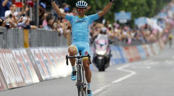 Giro d'Italia, Tiralongo firma un successo targato Astana