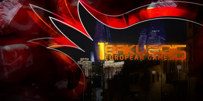Giochi Europei Baku 2015, tutto pronto per il via