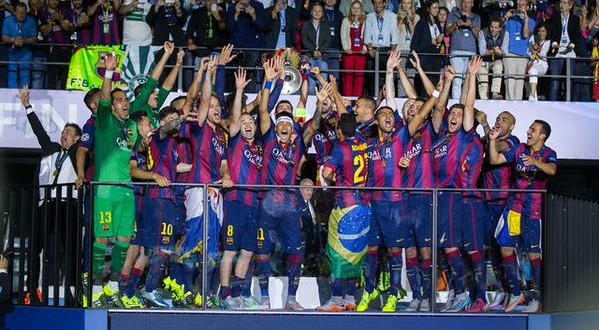 Champions, Juventus-Barcellona 1-3: orgoglio bianconero, ma non è bastato/1