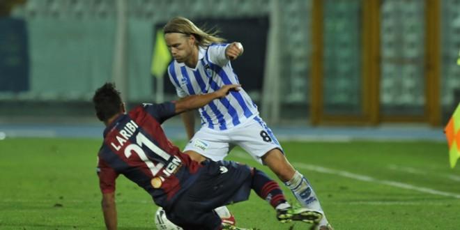 Serie B playoff, alle 20.30 la finale d'andata Pescara-Bologna