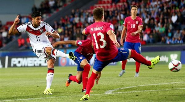 Europeo Under 21: la Danimarca batte la Rep. Ceca, e la Serbia stoppa 1-1 la Germania