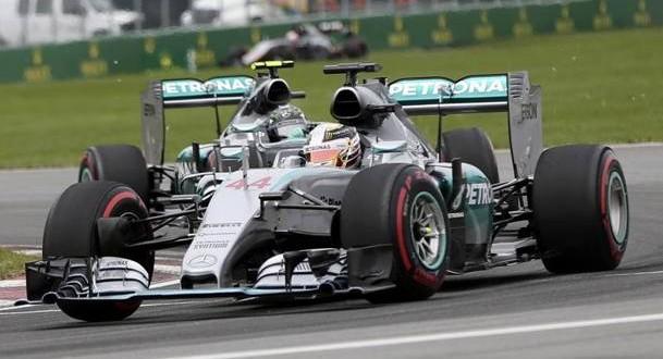 Formula 1, in Canada altra doppietta Mercedes, Ferrari fuori dal podio