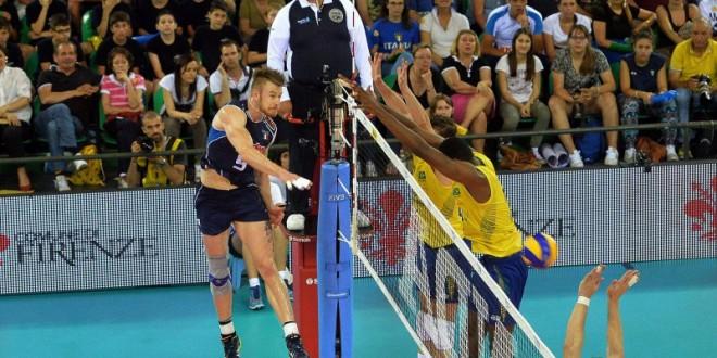 World League: l'Italvolley schianta di brutto col Brasile