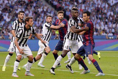 UEFA: mezza Juventus nella rosa ideale della Champions