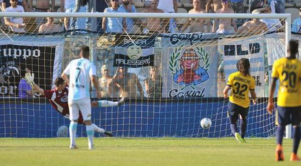 Serie B playout, Modena-Entella 1-1: emiliani salvi, liguri in Lega Pro