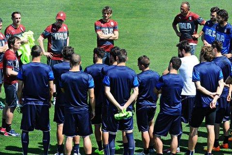 Nazionale, Conte nei guai: out Verratti, Barzagli e Zaza