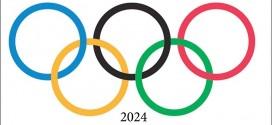 """Roma 2024, svelato il logo. Montezemolo: """"Sarà la migliore Olimpiade di sempre"""""""