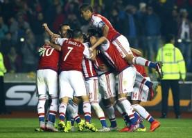 Paraguay manda ko il Brasile ai rigori