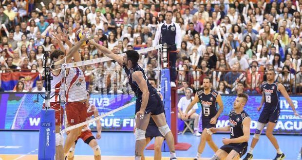 World League, l'Italia cade 3-1 in Serbia