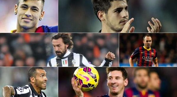 Champions, Juventus-Barcellona: così in campo per entrare nella storia