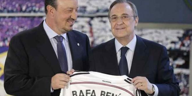 Real Madrid, ufficiale: Rafa Benitez nuovo allenatore