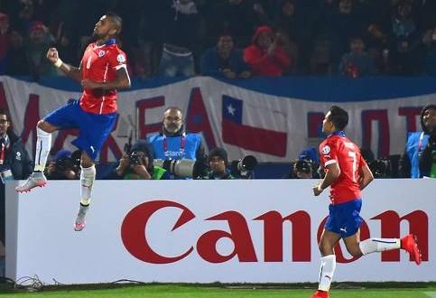 Copa America: Cile-Ecuador 2-0, Vidal e la Roja partono forte
