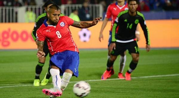 Copa America, comincia l'ultima giornata: aprono Messico-Ecuador e Cile-Bolivia