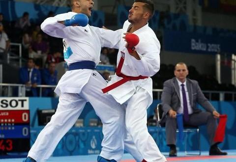Baku 2015, prime medaglie azzurre dal karate: argenti per Maresca e Busà