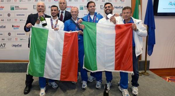 Baku 2015, 14 giugno: calendario completo, azzurri in gara e medagliere