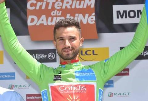 Giro del Delfinato, ancora Bouhanni