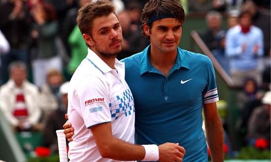 Roland Garros, Wawrinka mette al tappeto Federer
